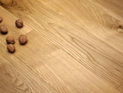 dubová podlaha na podlahové topení
