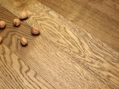 dub podlaha brown
