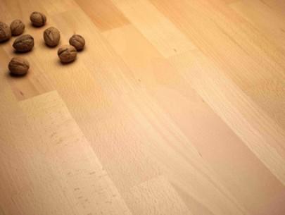 dřevěná podlaha buk pařený natur